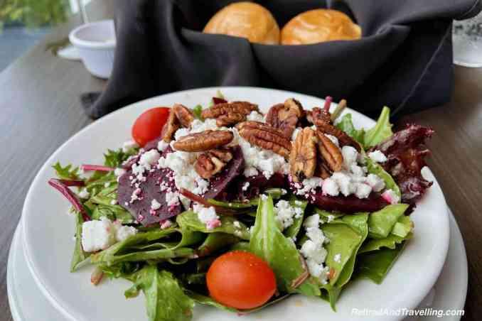 Rodd Miramichi Dinner - Road Trip Stops In New Brunswick Canada.jpg