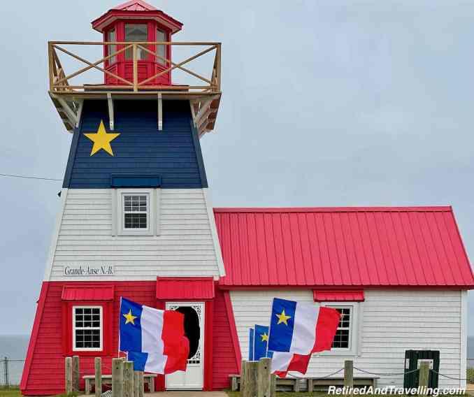 Lighthouse Grande Anse - Road Trip Stops In New Brunswick Canada.jpg