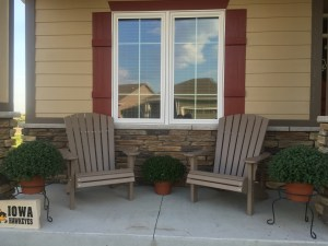 Front Porch of House