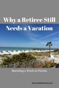 Retiree Vacation