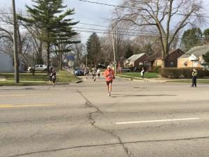 drake relays half marathon