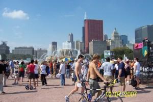 Chicago Marathon 2007