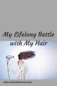 battle with hair