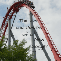 The Ups and Downs of a New Blogger