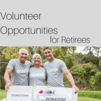 Volunteer Opportunities for Retirees