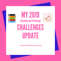 My 2019 Challenges Update