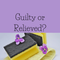 Guilty or Relieved?