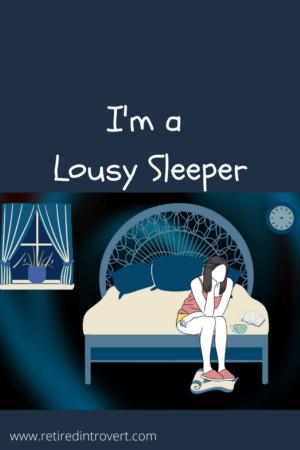 Lousy Sleeper