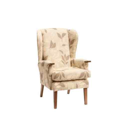 Elena High back Chair