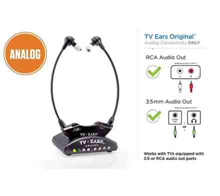 best tv ears for seniors