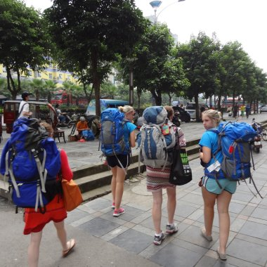 Clothes for Backpacking Europe