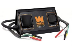 WEN 56421 30-Amp 3600-Watt Parallel Connection Kit for Inverter Generators