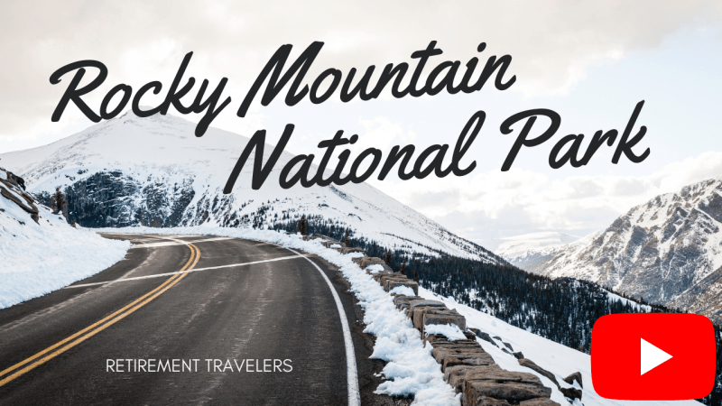 Snow Day at Rocky Mountain National Park