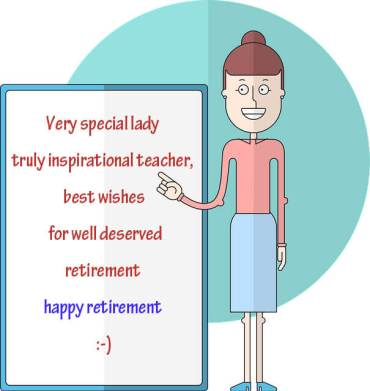 Retirement Wishes For Teachers Messages Words For Retiring Teachers