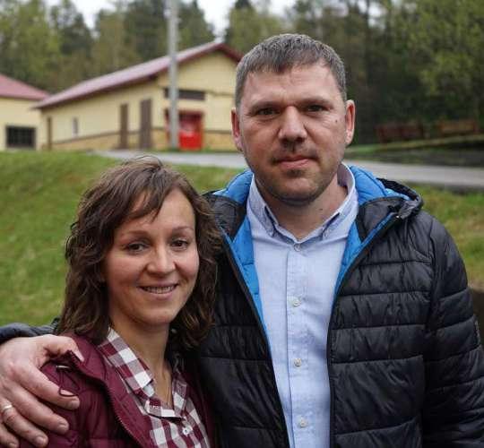 Алексей и Аля
