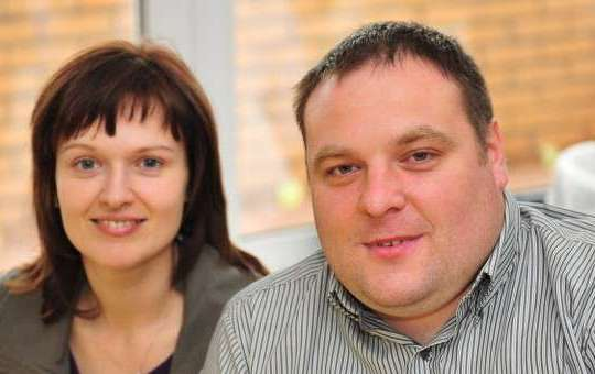 Данил и Катя