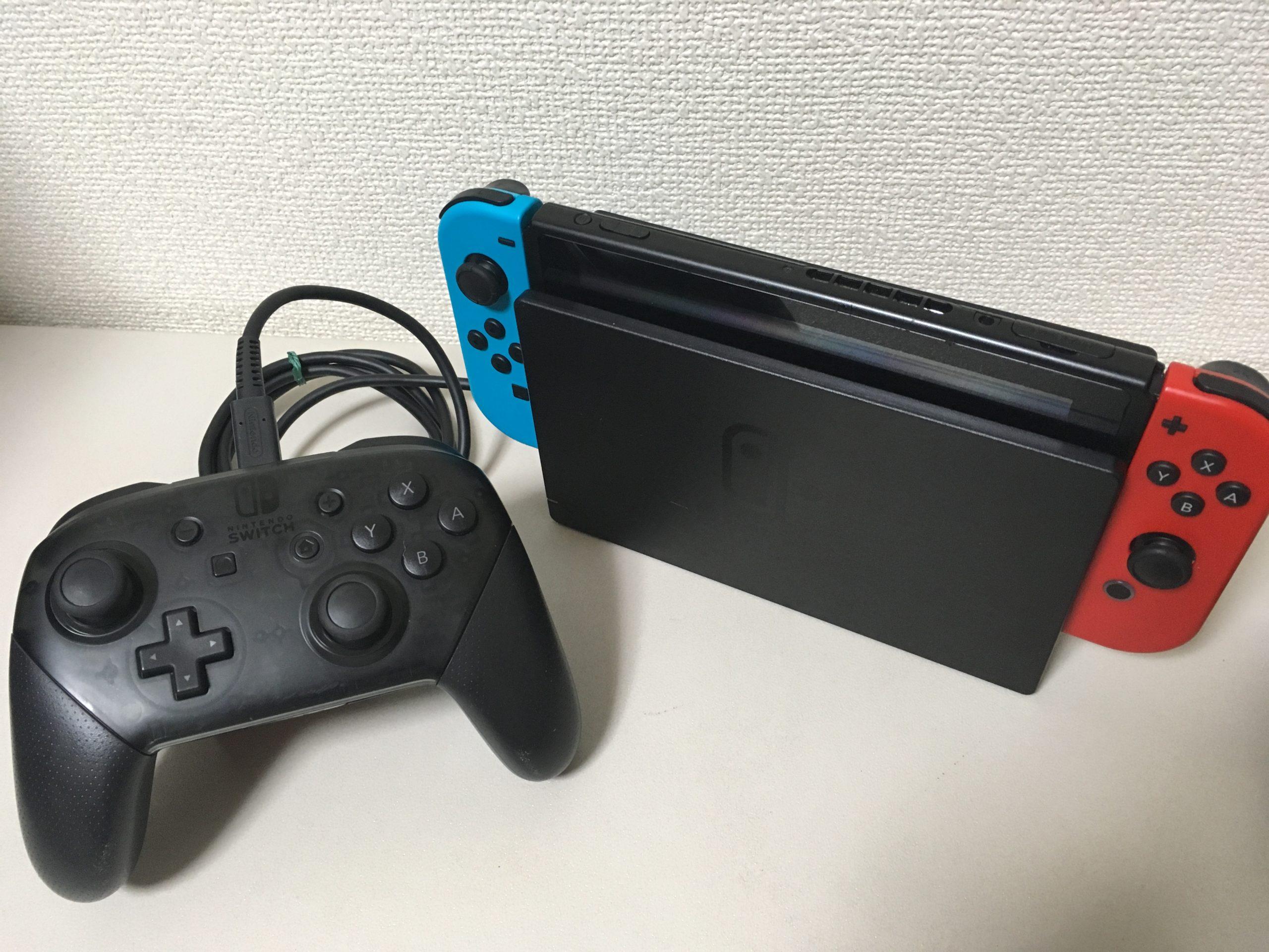 【即日発送】nintendo switch スイッチ 6台同時充電 ジョイコン プロコン 充電ドック. Switch スイッチ プロコンが充電されない場合の原因と対処法 れとろとろ ゲームブログ