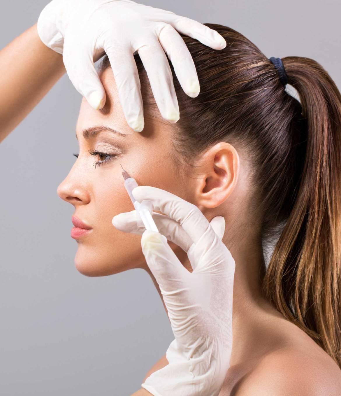 botox behandling øjne københavn