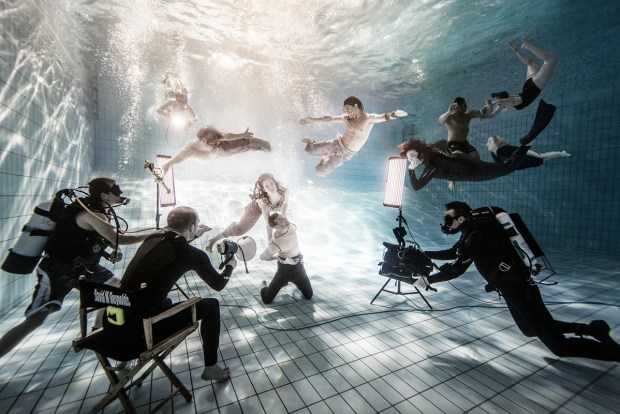 Fantasy Retouching Fundamentals with Von Wong: Underwater Realm