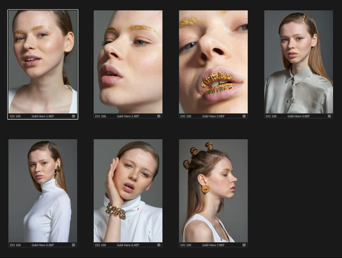 Retouching Academy Alexey Adamitsky Retouching Selection Final Set
