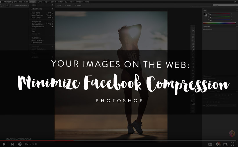 Don't Let Facebook Image Compression Ruin Your Images