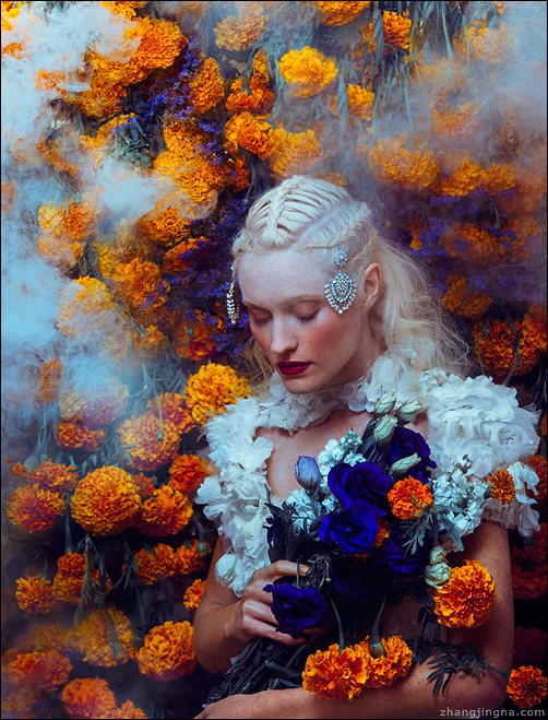 motherland chronicles by zhang jingna