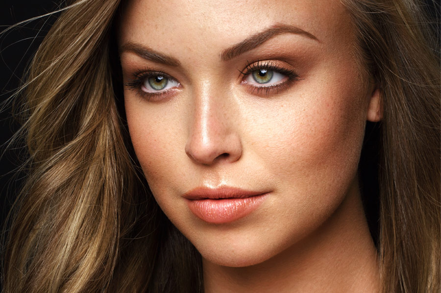 restoring skin texture for great skin retouching