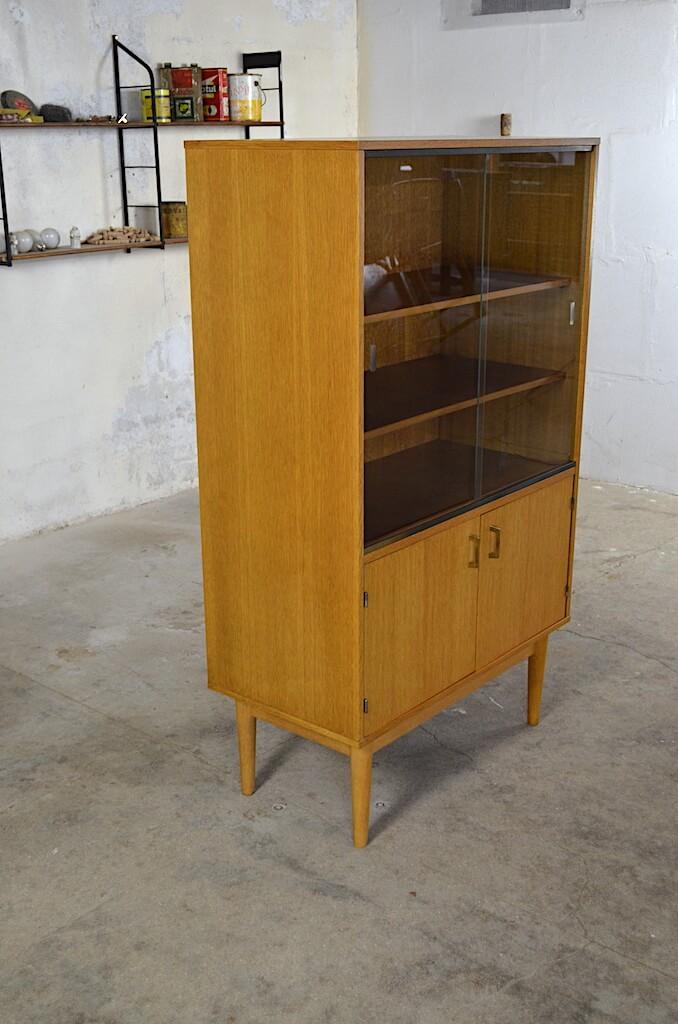 vitrine vintage annie design francais 1960