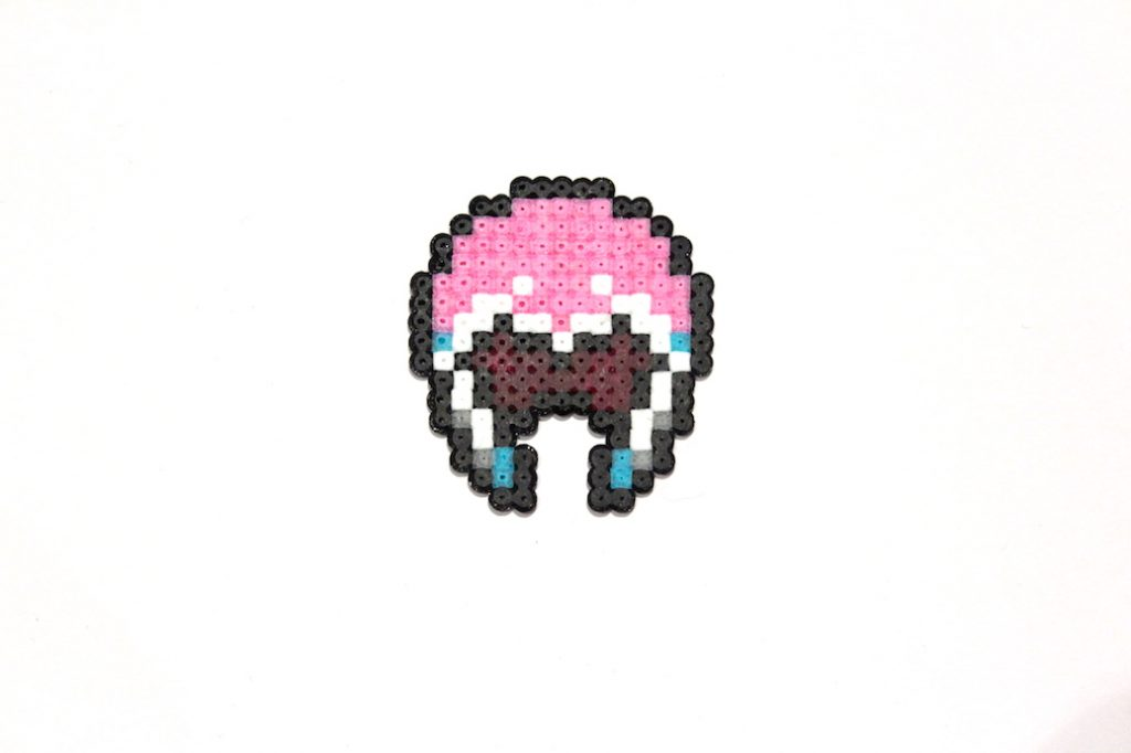 Pink Helm - Voltron