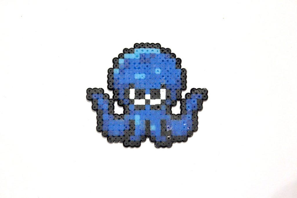 Blue Octoling - Splatoon