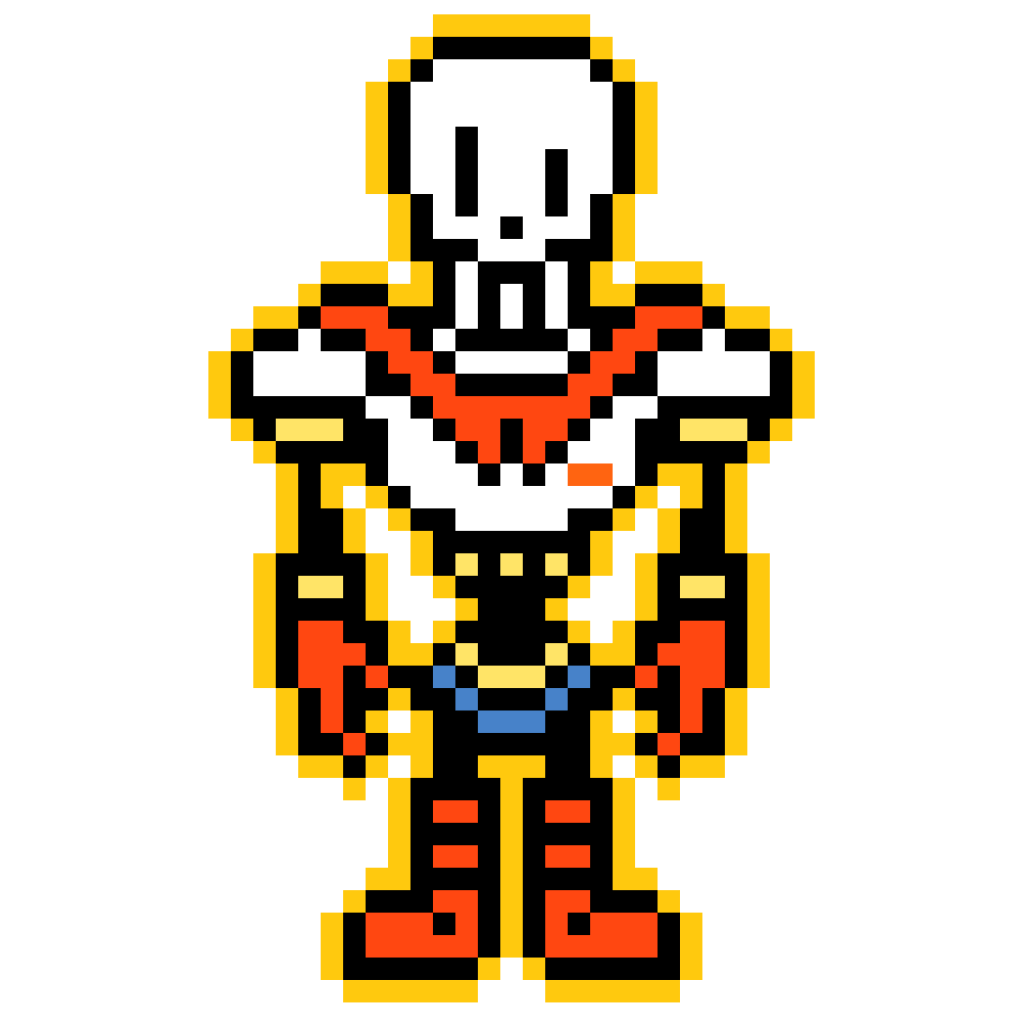 Papyrus - Splatoon