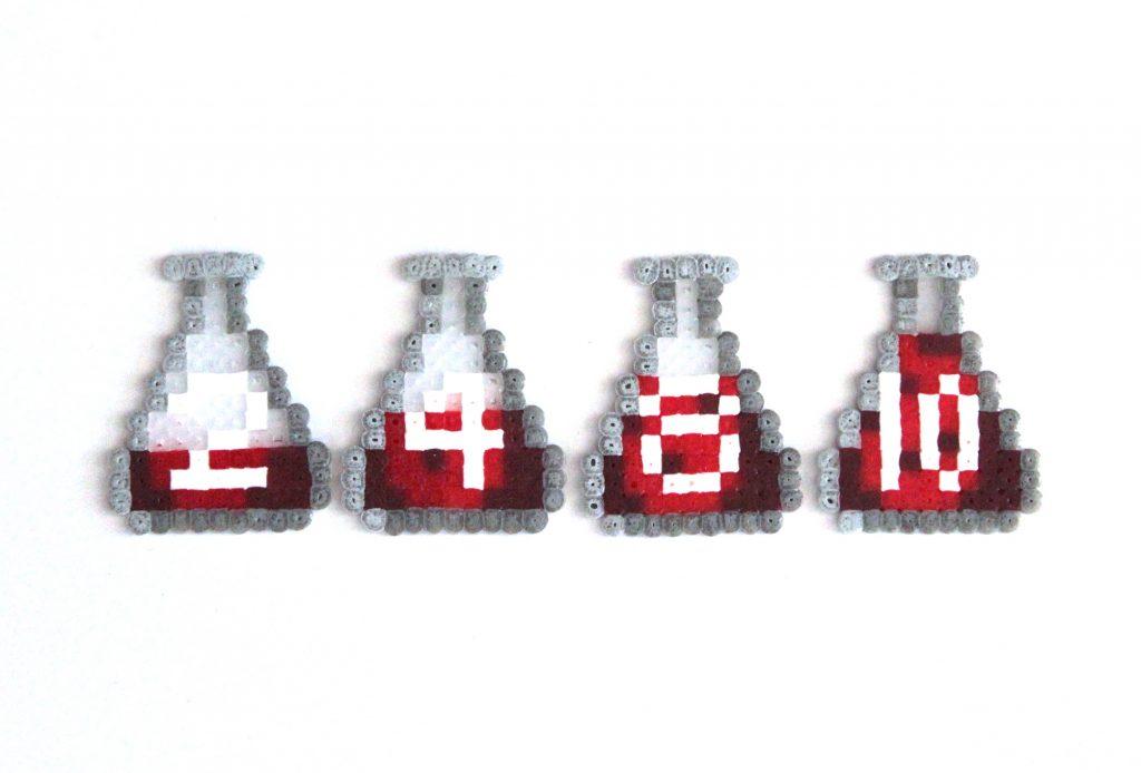 Healing Potions - Original