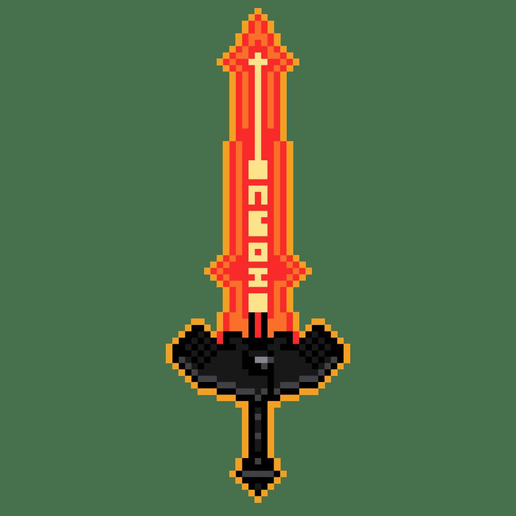 Obsidian Sword - Steven Universe