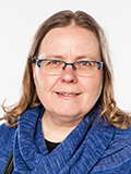 Debora Weber-Wulff, c. 2015 Nina Zimmermann