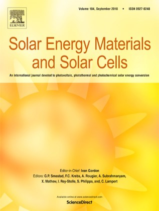 UPDATED: Elsevier retracts a paper on solar cells that