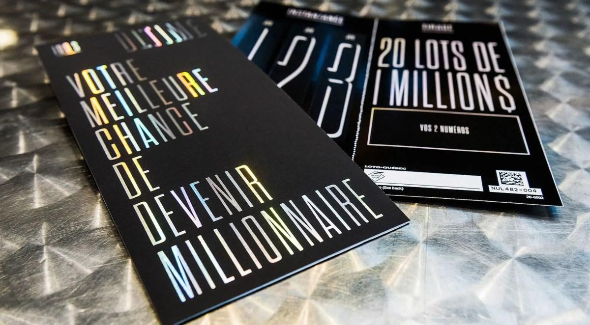 Comptez-vous sur la loterie pour planifier votre retraite?