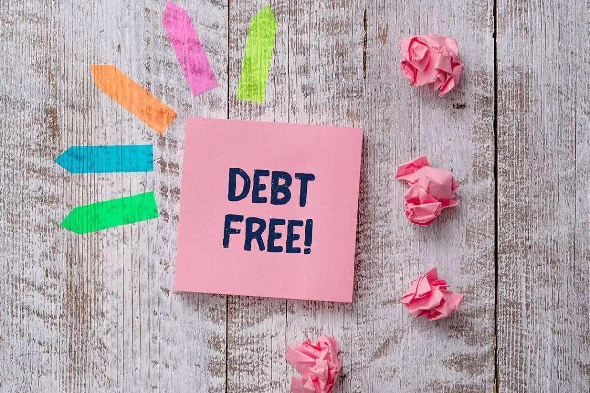 Debt Free / Libre de dettes