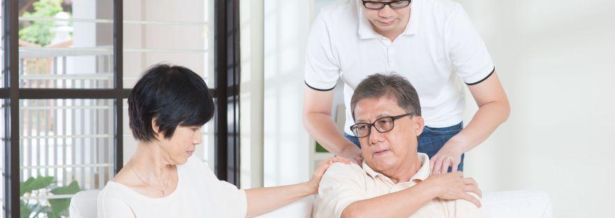 五十肩治療肩關節囊擴張術