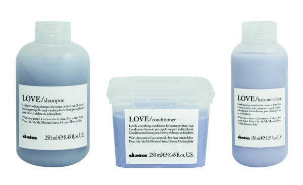 Davines, Love Collection