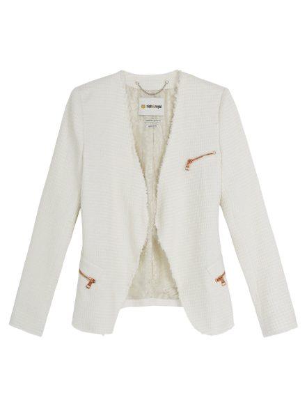 Rich & Royal for Sambag, Cotton Tweed Blazer