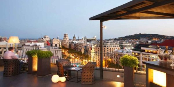 ROOFTOP La Dolce Vitae Barcelona