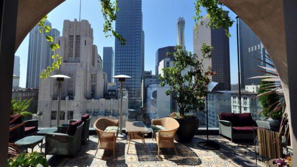 ROOFTOP Perch Los Angeles