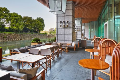 Palace Hotel Tokyo - Grand Kitchen - Terrace - IV