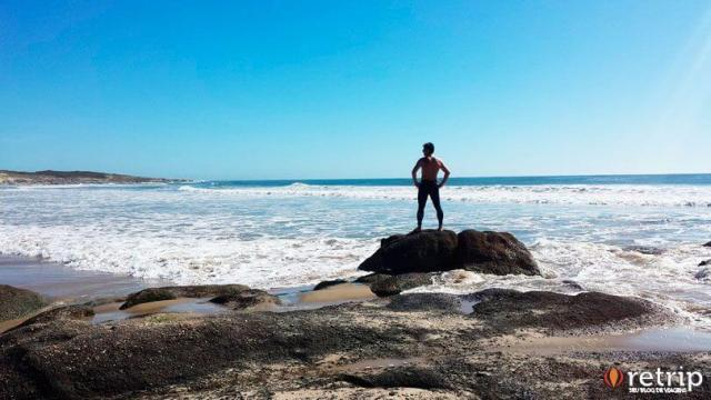 Playa dos Pescadores - Uma das praias de Punta del Diablo
