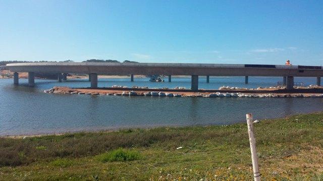 Ponte Circular no Uruguai