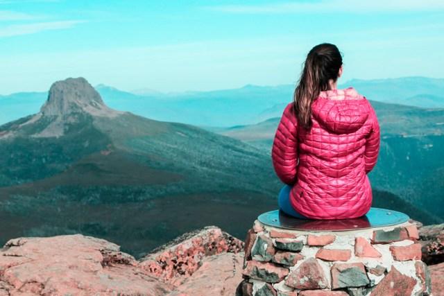 Tasmania Australia Cradle Mountain Topo