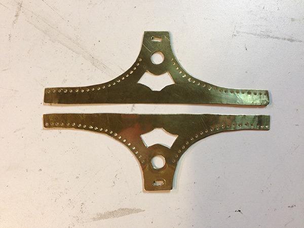 Fabrication lunettes Steampunk