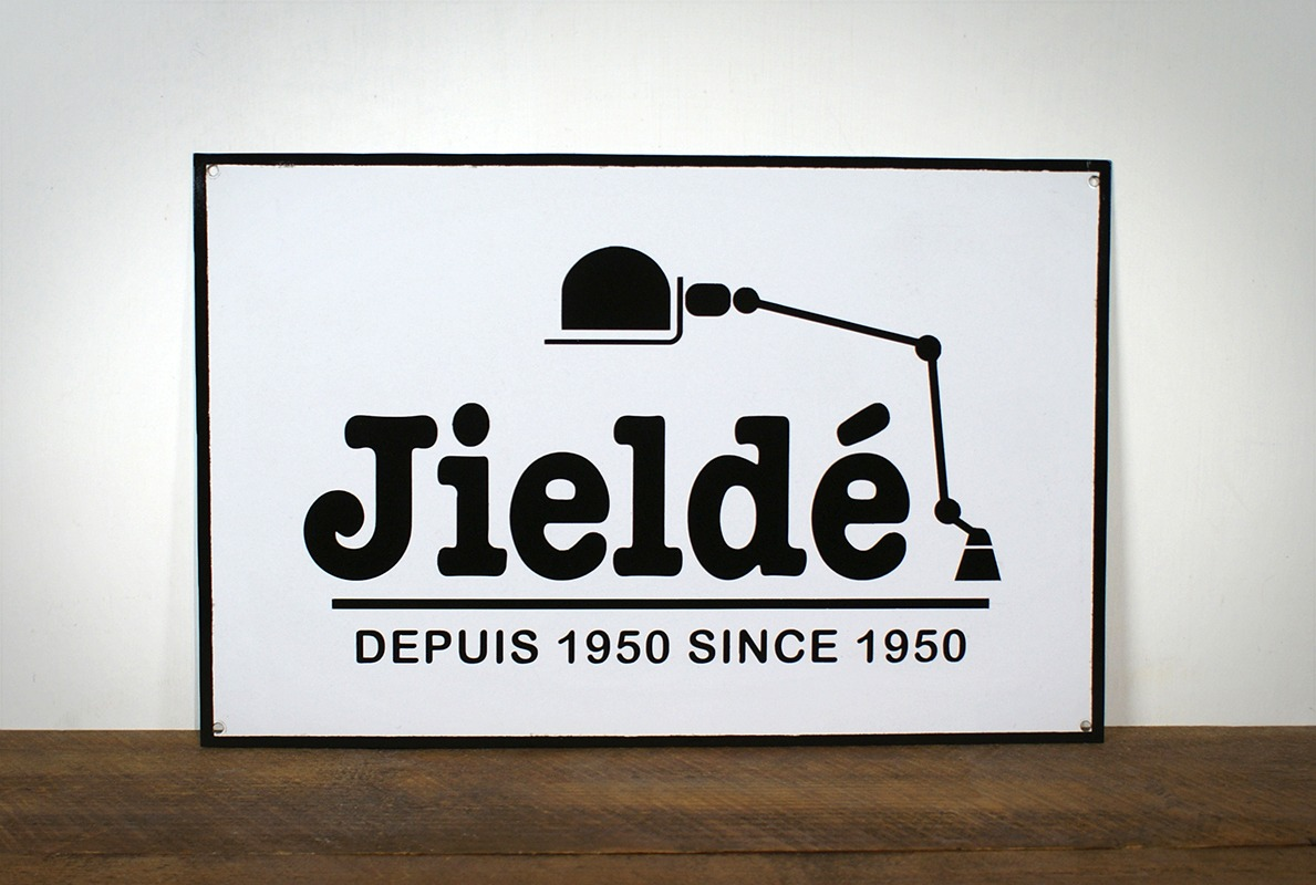Plaque Jieldé