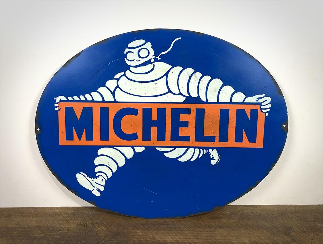 Plaque Michelin