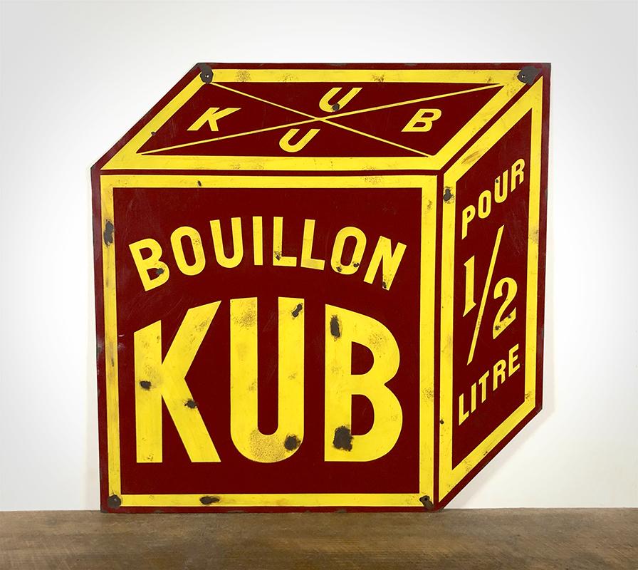 Plaque Bouillon Kub